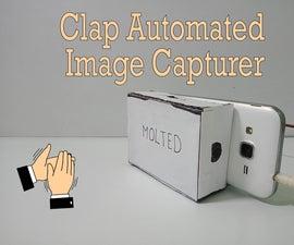 DIY    Clap Automated Image Capturer