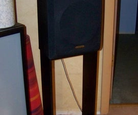 The One Hour Speaker Stands*