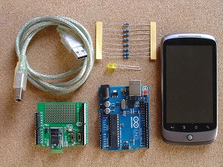 Picture of Single Click On/off From Your Android Mobile Using Arduino and PfodApp. Arduino for Beginners
