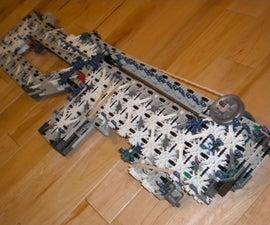 Knex Gun: The Kinetic Rifle