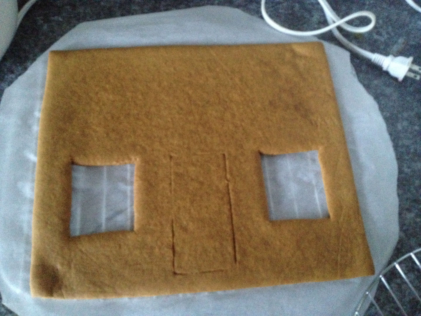 Picture of Baking the Gingerbread