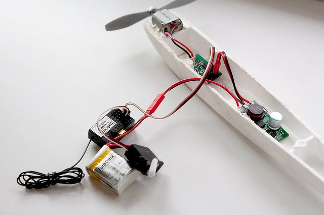 [DIAGRAM_4PO]  Beginners Guide to Connecting Your RC Plane Electronic Parts : 11 Steps -  Instructables | 3 Channel Rc Airplane Wiring Diagrams |  | Instructables