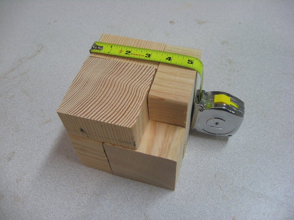 Wooden Puzzle Six Blocks In A Box 8 Steps With Pictures