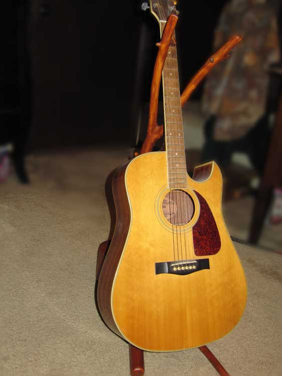 Picture of Guitar Stand