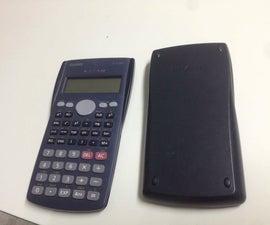 Como Cambiar La Bateria De Una Calculadora