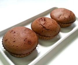 Prepare 3 Ingredients Cupcakes