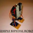 Make A Simple Bipedal Humanoid Robot (Servo Walking Robot)