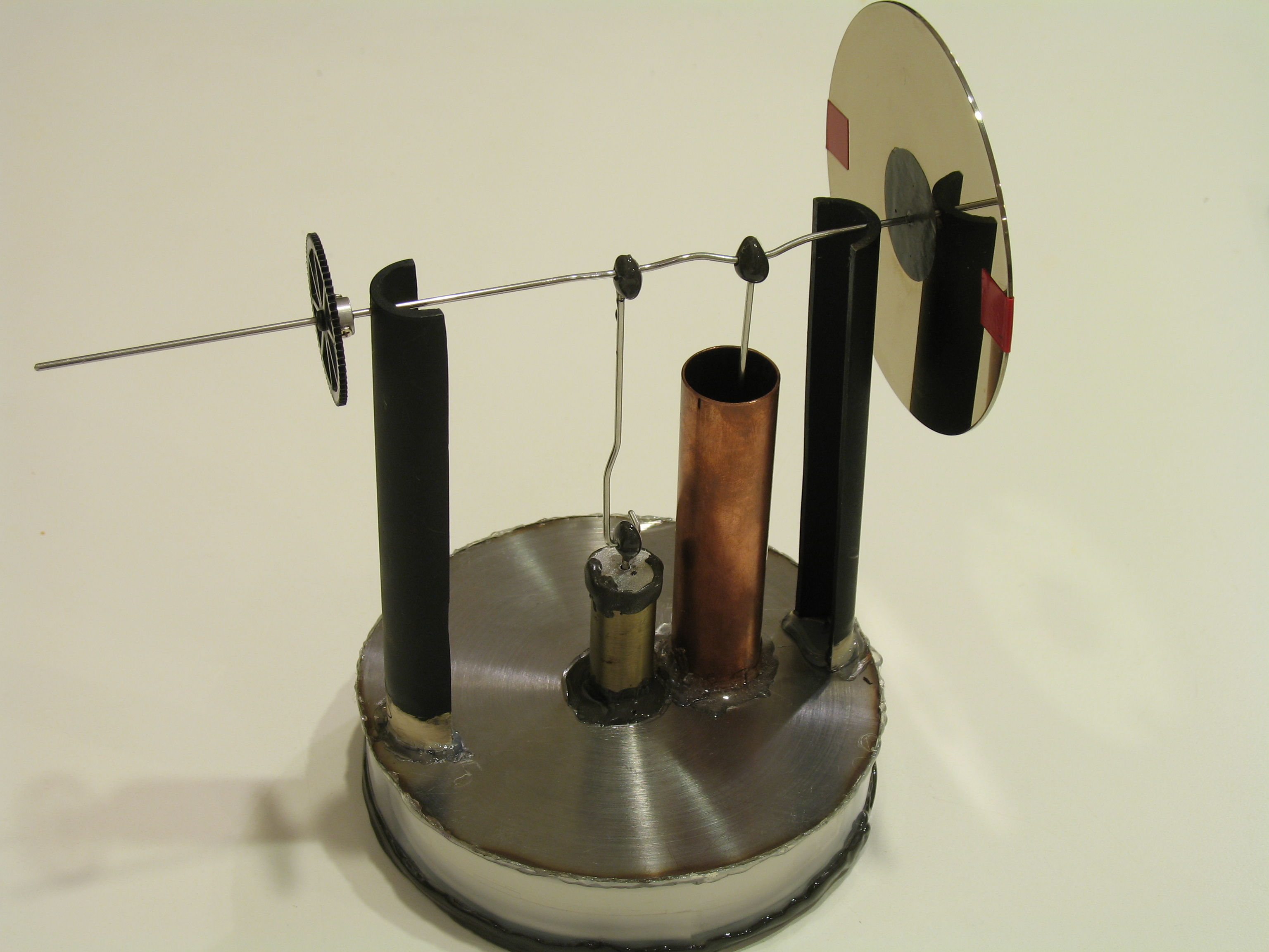 Picture of The Stirling Engine, Absorb Energy From Candles, Coffee, and More!