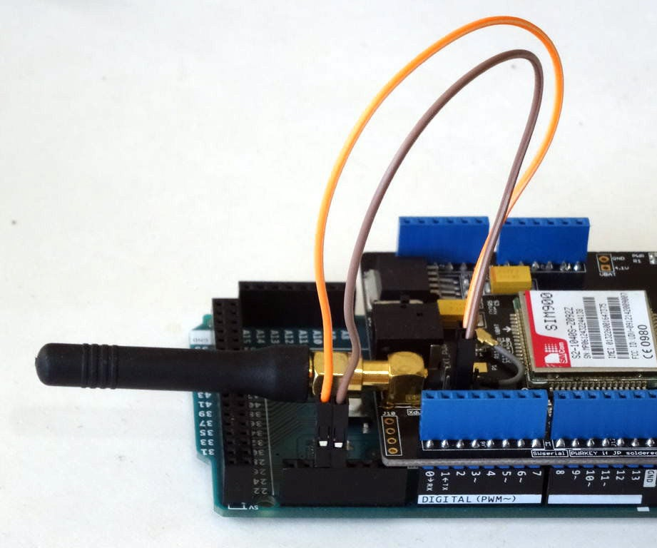 Arduino and Visuino: Send and Receive Text Messages (SMS) With GSM SIM900 Shield From Seeed Studio