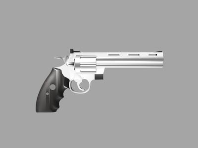 The Secret Book Box & Gun (Colt Python .357 Magnum) - FREE DOWNLOAD ;)