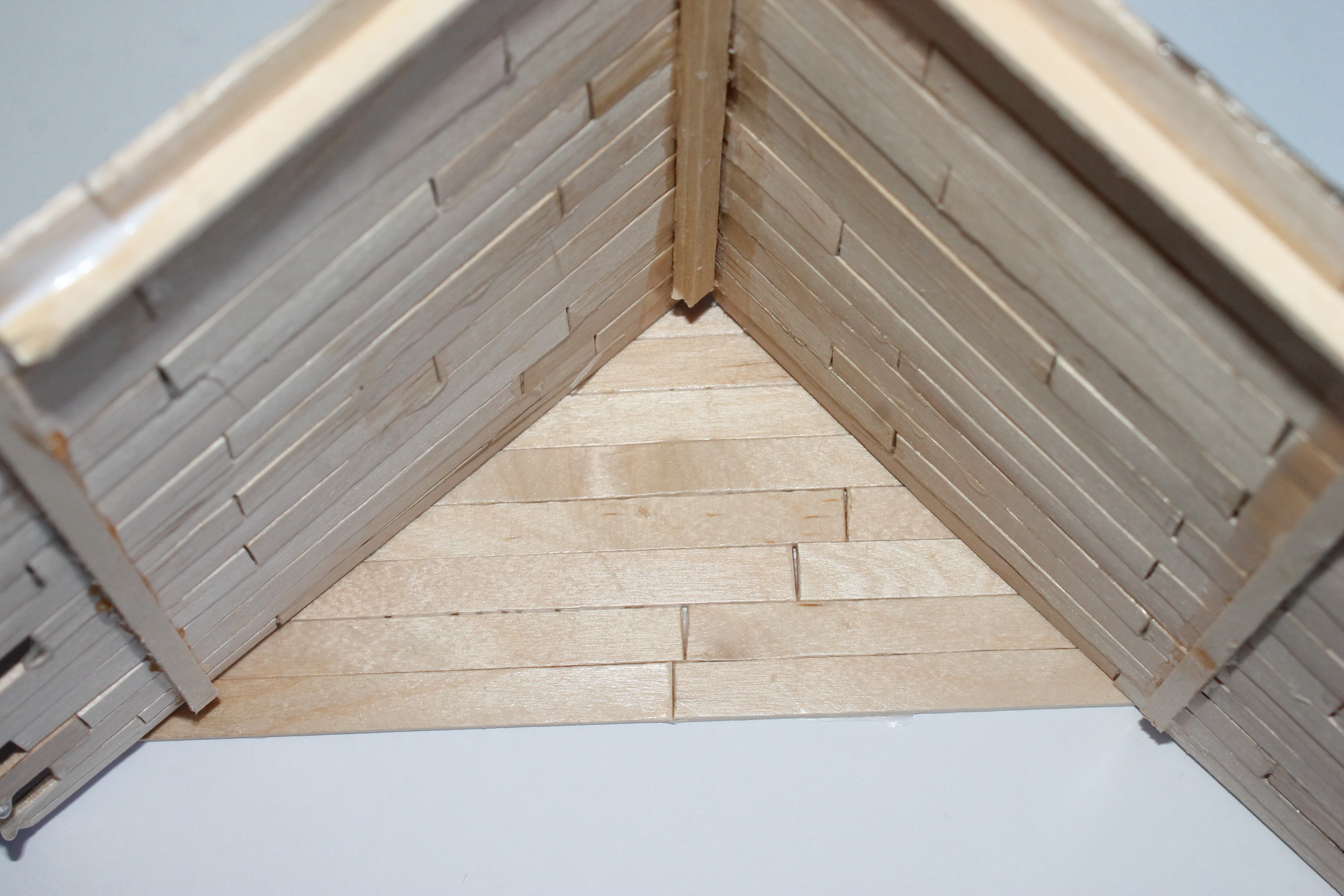 Picture of Filling in the Roof Gap