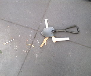 Hoe to Use a Tactical Shovel