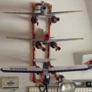 Pvc Pipe RC Air Plane Holder