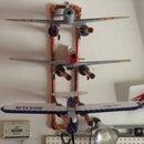 Pvc Pipe RC Air Plane Holder