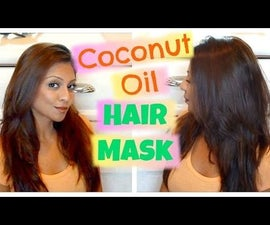 How to Apply Coconut Oil │ Grow Long Healthy Hair, Repair Damaged Hair w/ Results