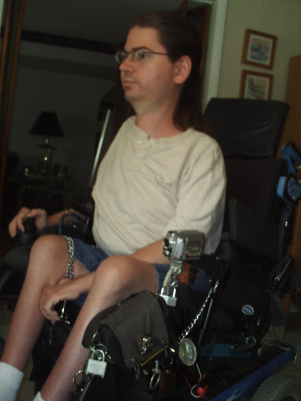 Hands Free Camera Mount for Wheelchairs, Bikes, Wrist, and More!