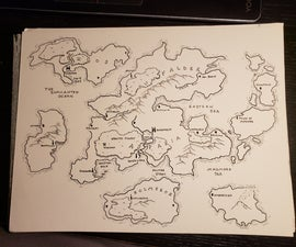 Draw Your Own Fantasy Maps
