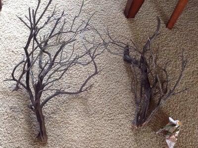 Make Trees From Manzanita