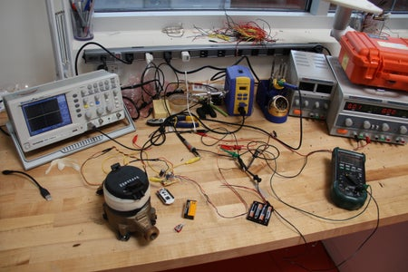 Supply Voltage Woes