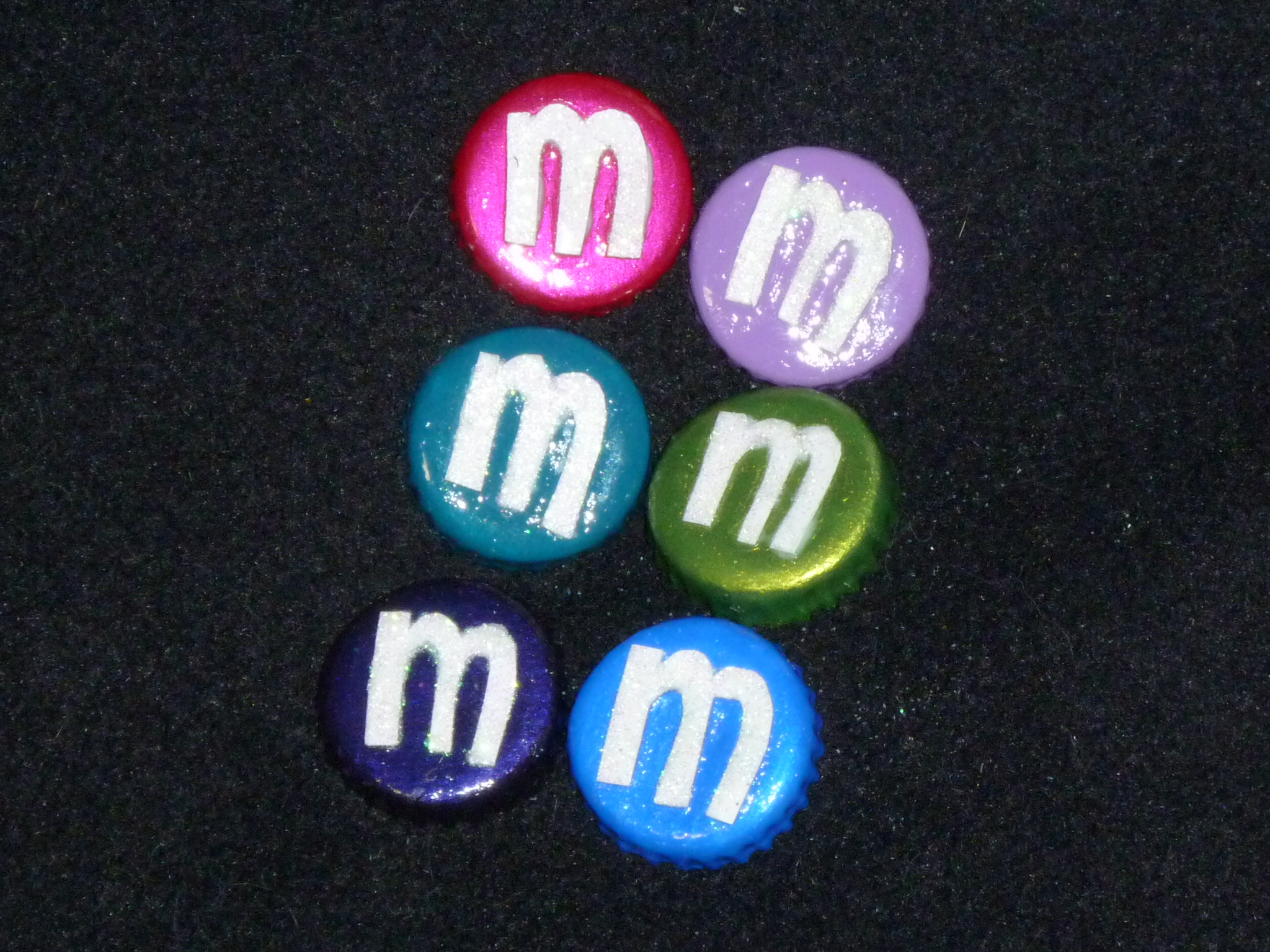 Picture of M&M Magnets