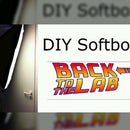 How to make a Softbox for under 10$ DIY