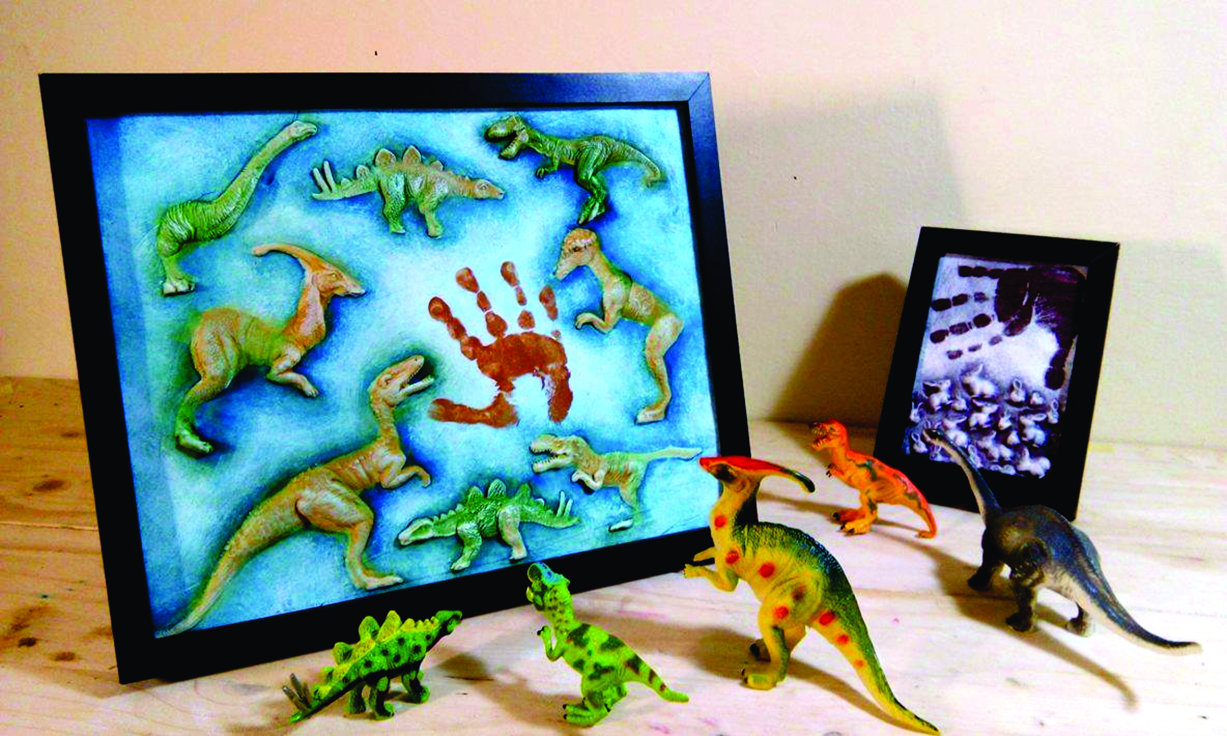 Picture of Baby Memory Board Using Toys