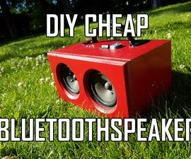 Bluetooth Speaker Cnc-milled