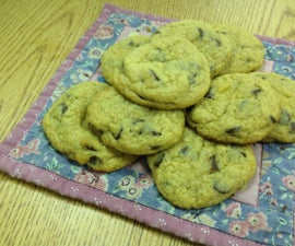 Soft-Baked Homemade Chocolate Chip Cookies