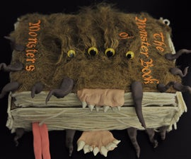 The DIY Monster Book of Monsters