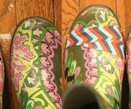 How to Repair Your Ripped Up Rainboots