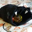 Carnivorous Dice Bag