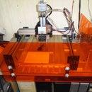 Shapeoko 2, Arduino UNO R3, Grbl 9g, 8bit Laser Diode Photo Engraving