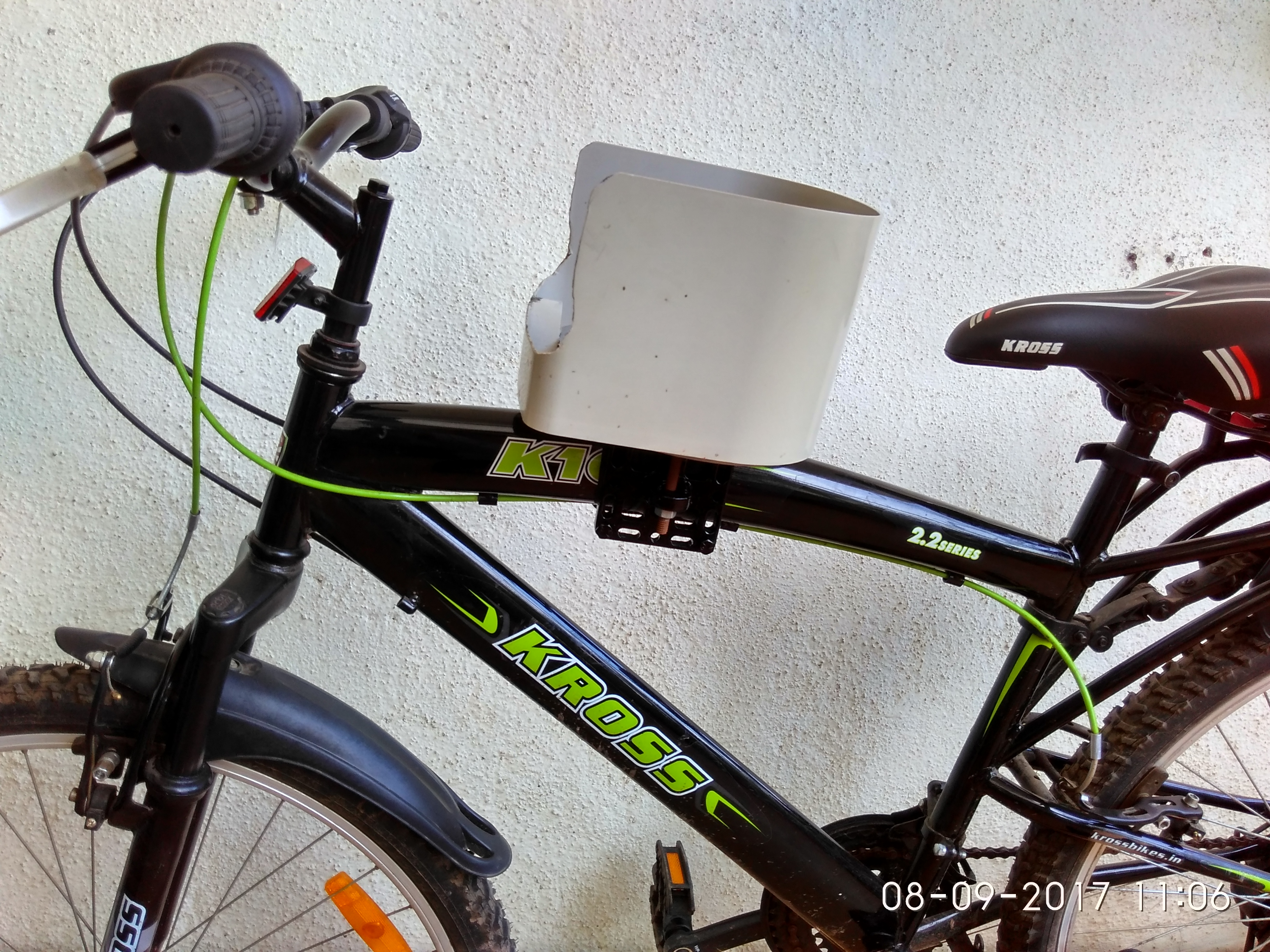 Picture of Bicycle Baby Seat