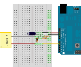 Arduino Energy Switch