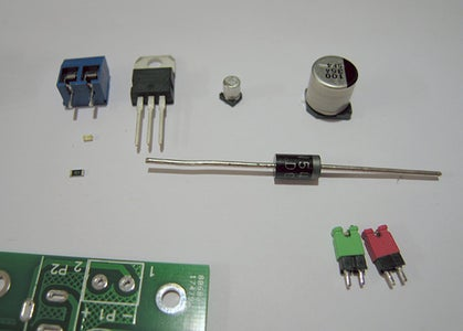 Parts for Project