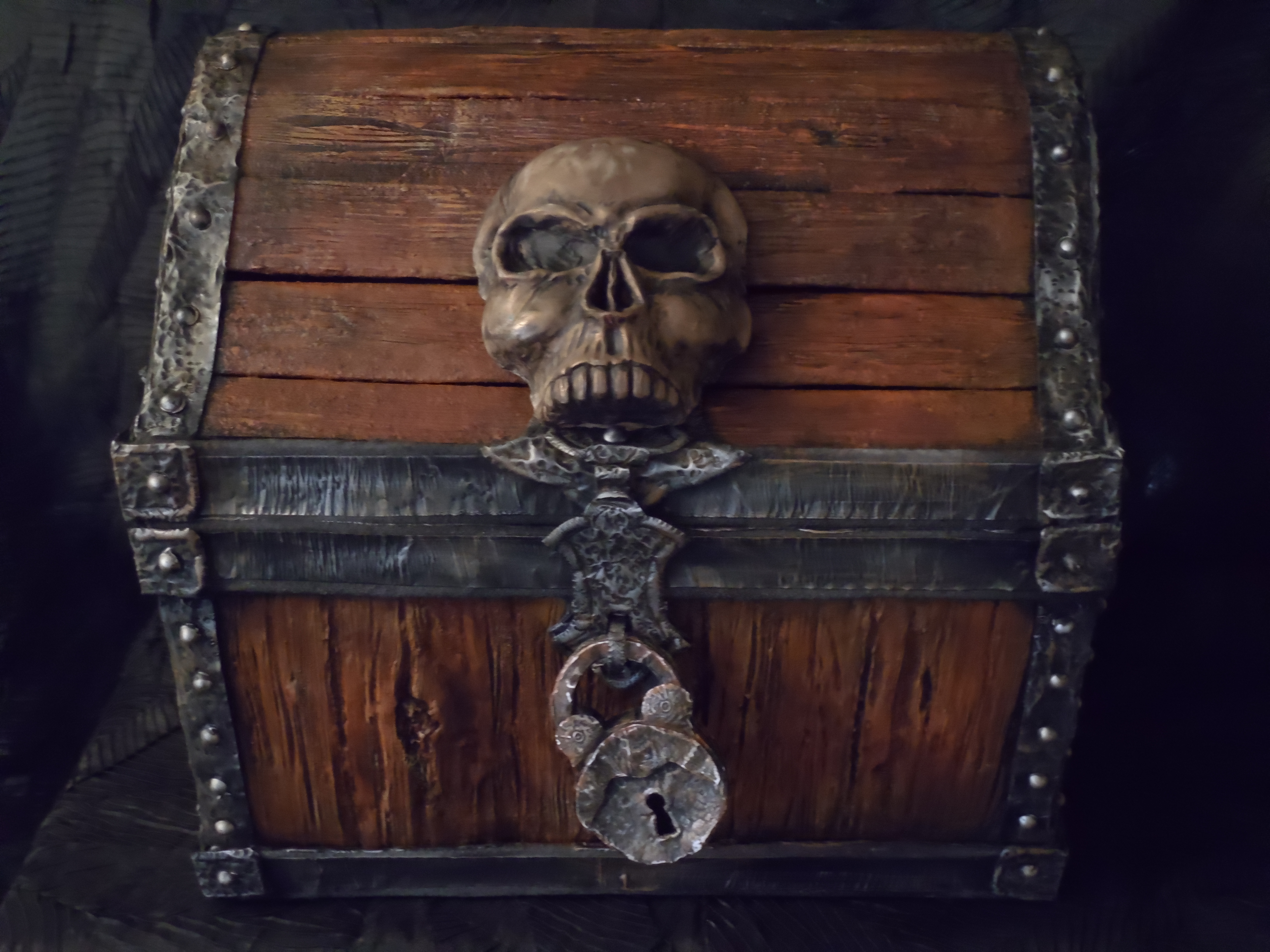 Picture of IF I COULD I WOOD ( a Shaper Sheet Treasure Chest )