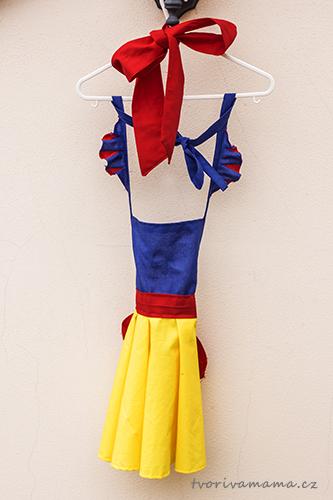 Picture of Snow White Apron