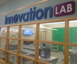 Printing to the Makerbots in the Innovation Lab