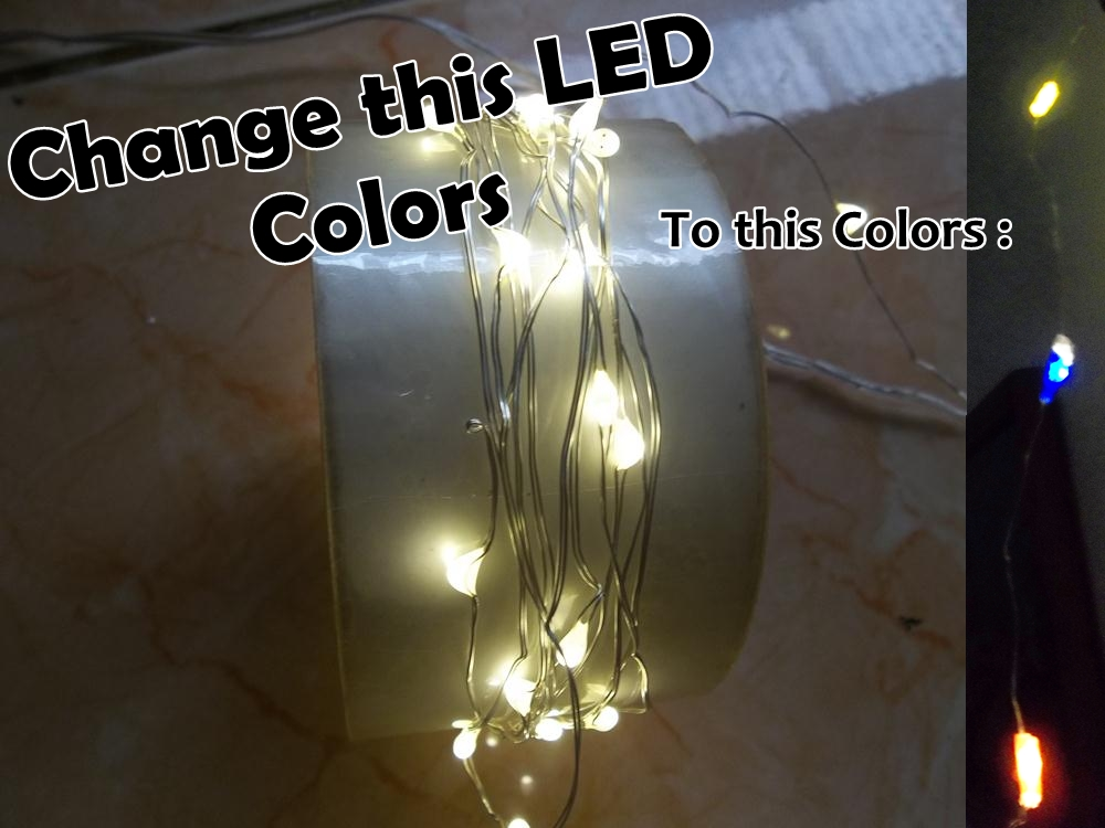 Picture of How to Change LED Color
