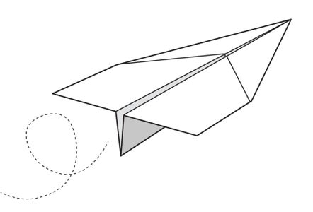 Make A Paper Aeroplane In 6 Easy Steps 6 Steps Instructables