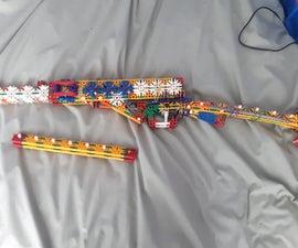 KNEX STEN GUN Mk2