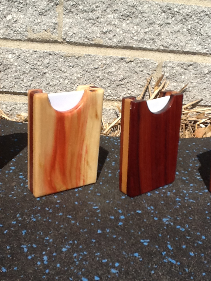Picture of Business Card Holders (for Your Pocket)