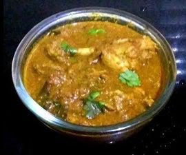Chicken Masala | Indian Spicy Chicken Curry | Indian Chicken Recipe