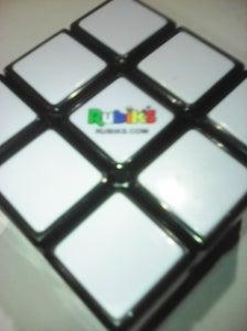 Rubik's Cube Turn Basics