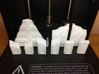 3D Print Pieces