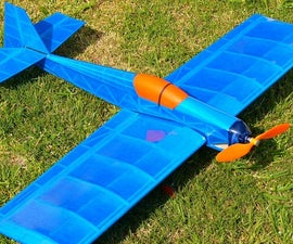 Recycled Plastic in Plane Design