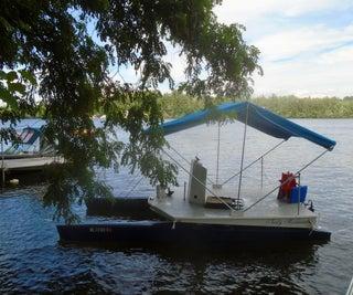 The Surly Mermaid: Catamaran to Recreational Cruiser Conversion