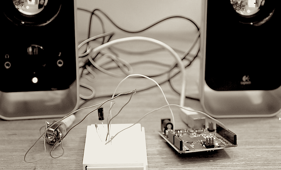 Picture of Turn Your Arduino Into a 4 Voice Wavetable Synth With Only a Few Components...
