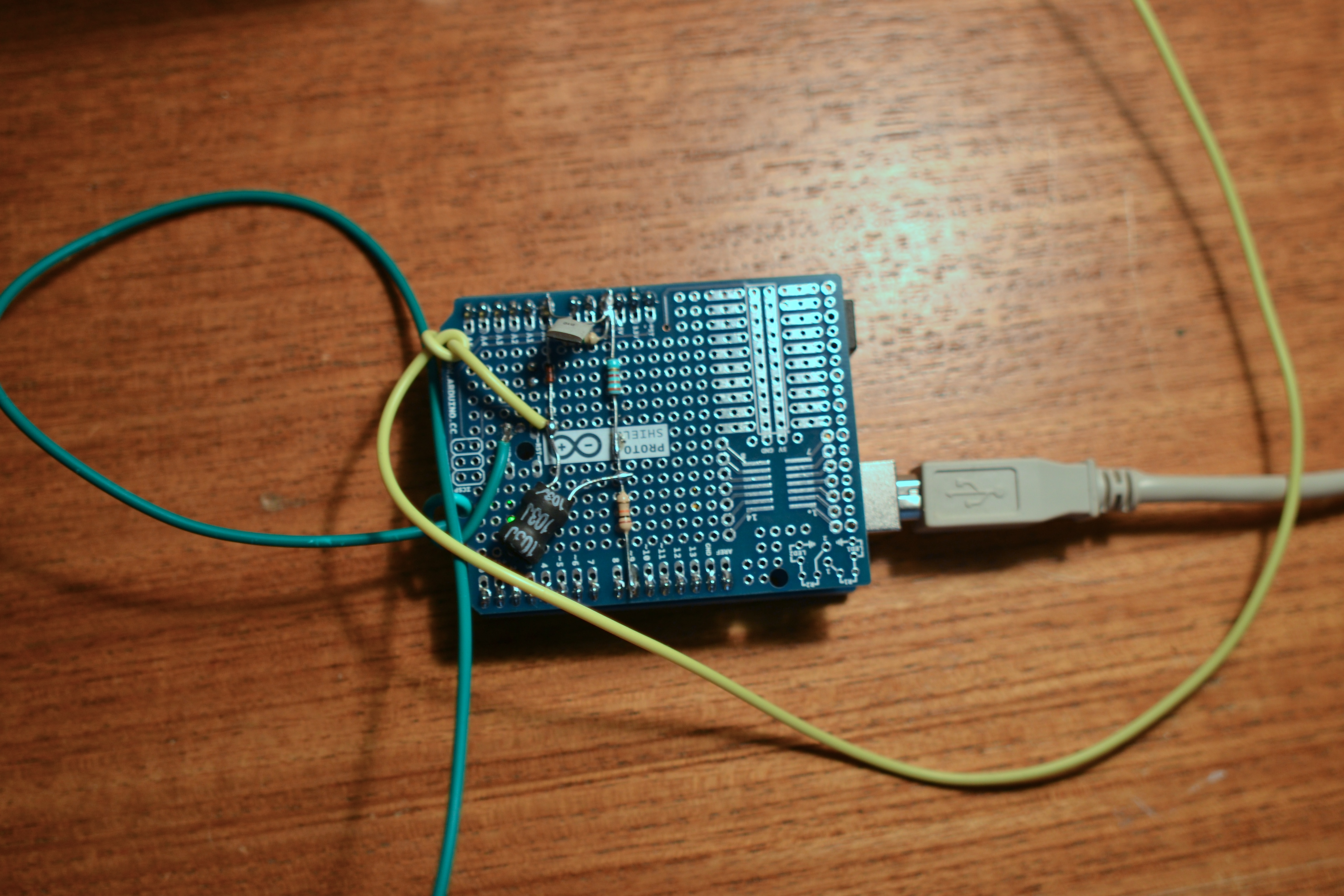 Picture of Build the Hardware
