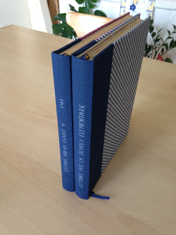 Picture of Home Made Book Rebinding